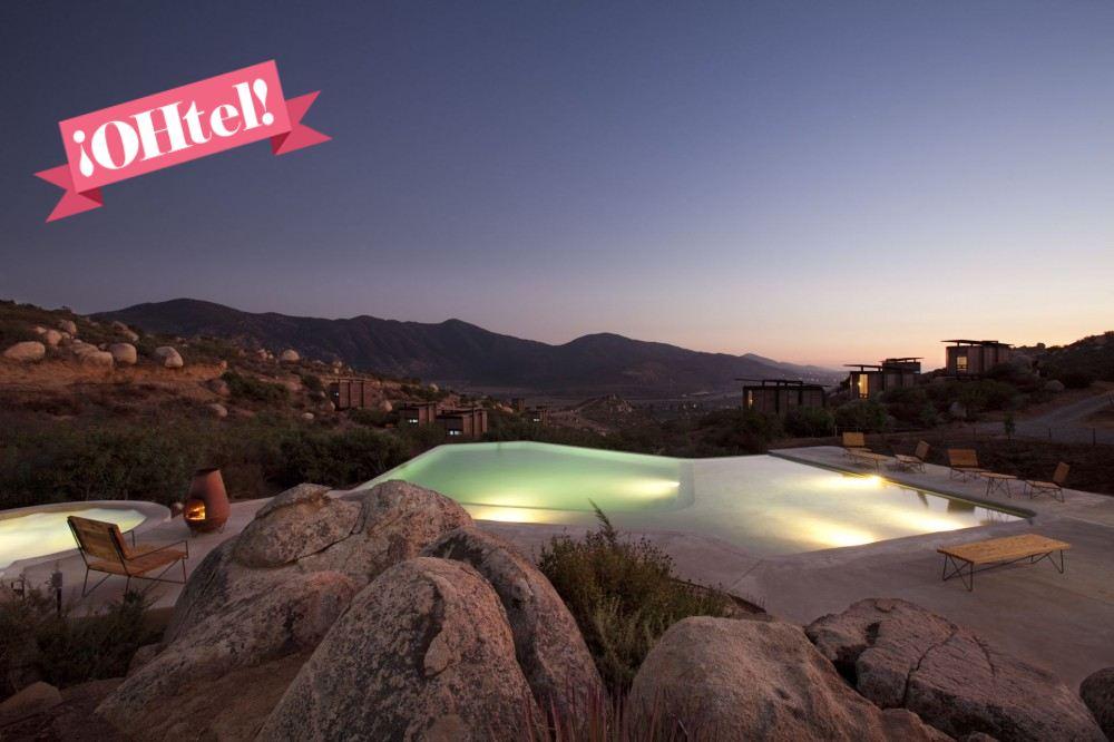 Ohtel! # 3 cabañas que son parte del paisaje >> turistario ...