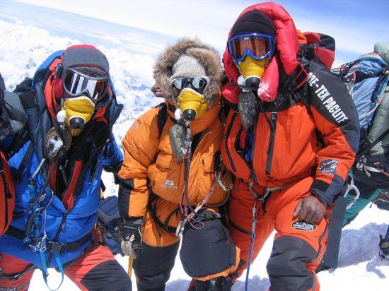 Ng Dorjee Sherpa