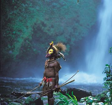 12. Aborigen Papua Occidental