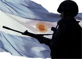 Resultado de imagen para fuerzas armadas empobrecidas + argentina