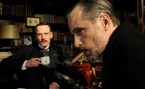 FreudA Dangerous Method 17+