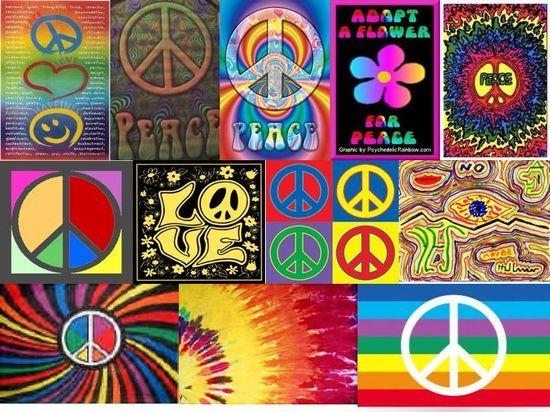 Hippy-love-van-collage