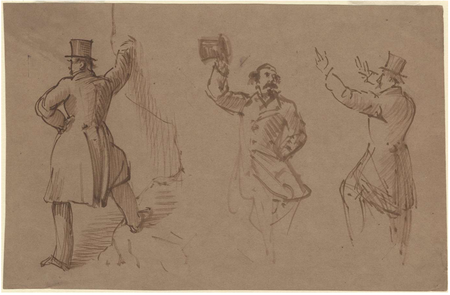 Three studies of Dickens