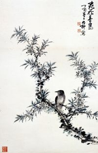 Pintura tradiconal china 6