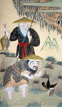 Pintura tradiconal china 2