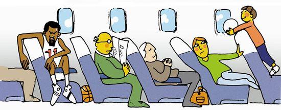 Viajes-molestias