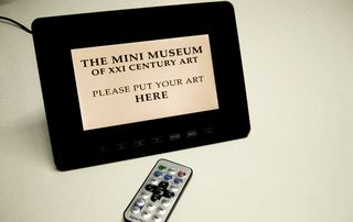 The MINI Museum of XXI Century Arts