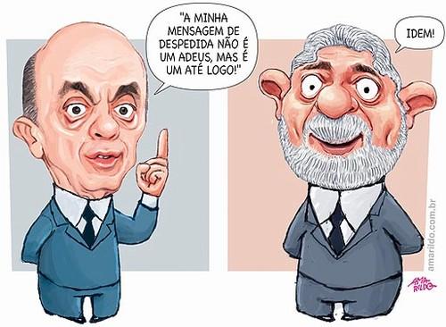 Lula y Serra (vi~enta-desedida