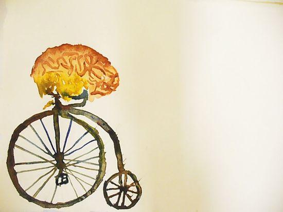 Si vas en bici, tu memoria mejora