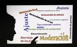 Los eufemismos forman parte del discurso público./ Samuel Sánchez