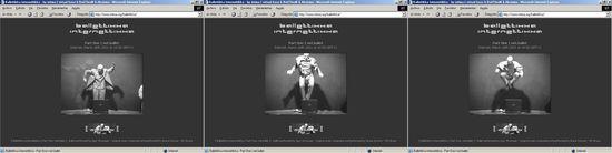 Ballettikka Internettikka - Net Ballet
