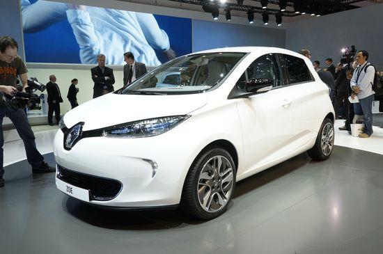 Renault ZOE / Newspress