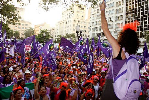 Manifestaciones femeninas