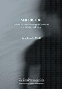 Ser digital de José Ramón Alcalá