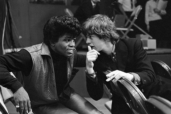 JamesBrown+MickJagger