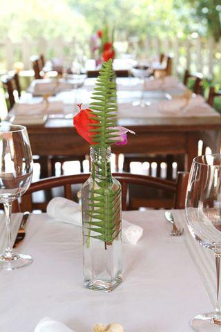 Detalle del restaurante Babel