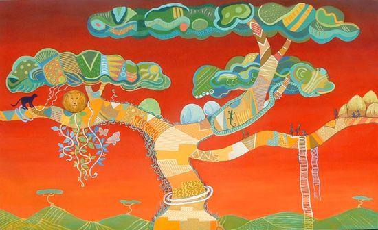 Primaveras2 arbol-africano