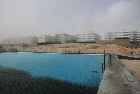 Alvaro Siza piscinas en Oporto