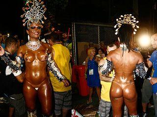 Sexo en carnavales de Rio