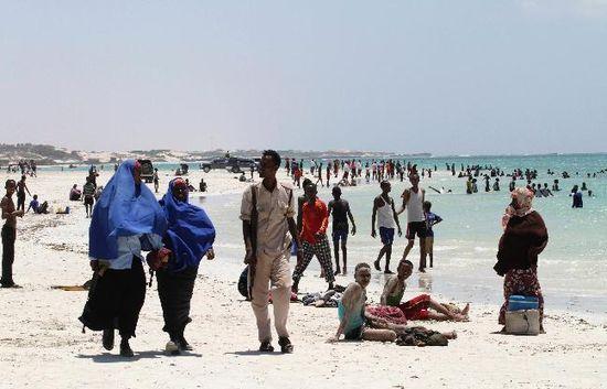 Playa de Mogadiscio