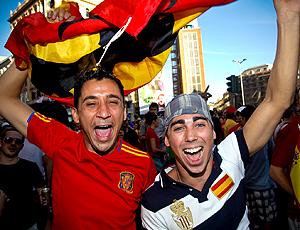 Brasileños en España