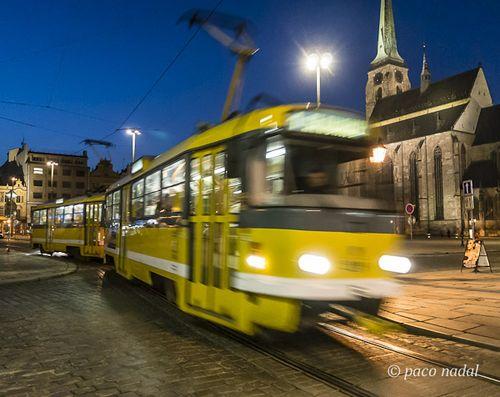Tranvía de Plzen