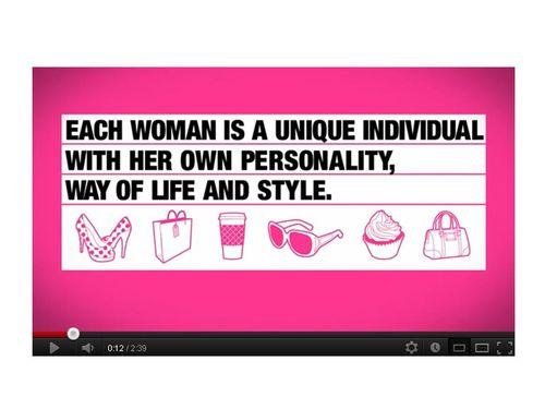 Pinternet campaña mujeres