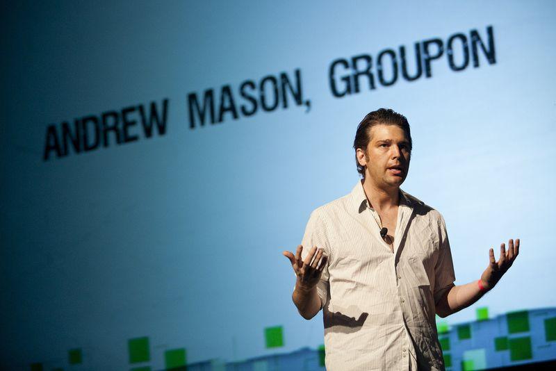 Andrew Mason_fundador de Groupon