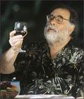 Coppola con  copa
