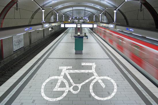 La bicicleta puede ahorrar dinero frente al tarifazo de Metro de Madrid
