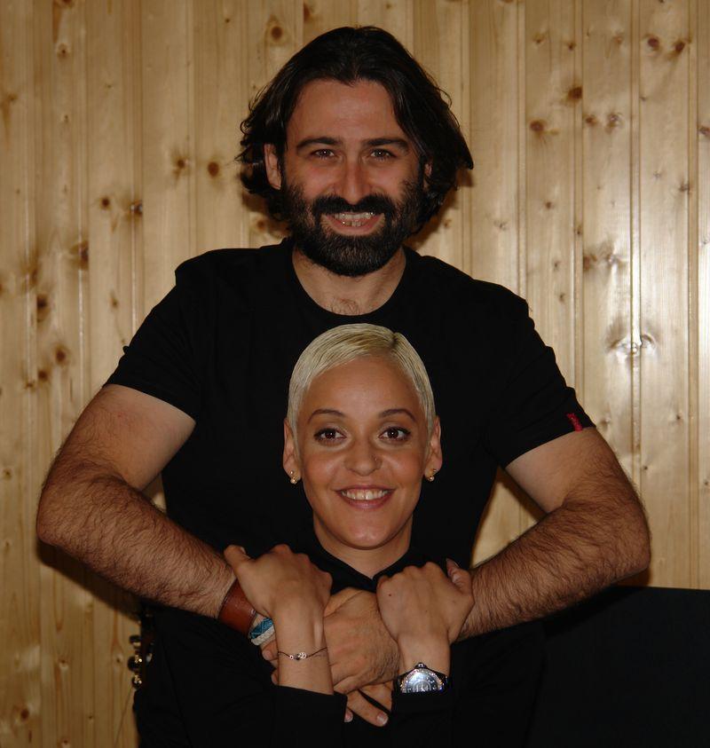 Mariza y Javi