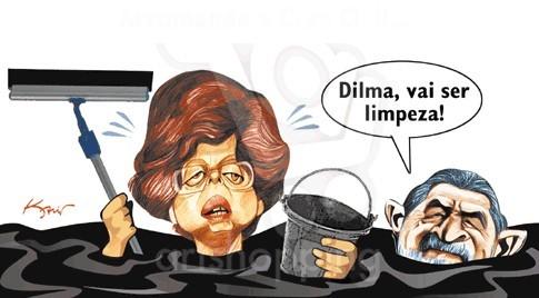 Dilma-e-lula
