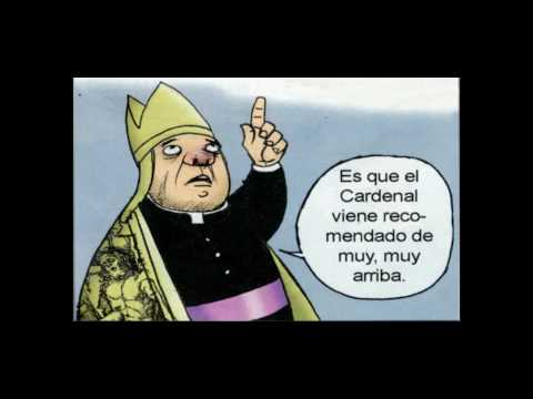 Viñeta del cardenal