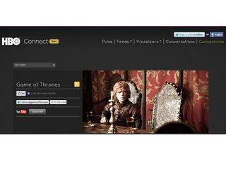 Juego tronos HBO Connect