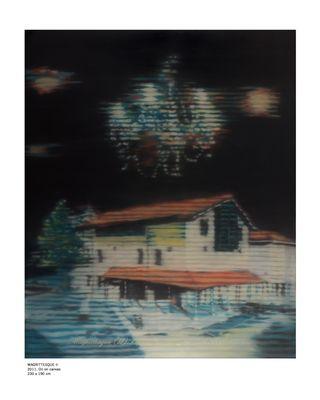 Raúl Cordero-Magrittesque II