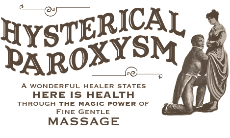 Hysterical paroxysm