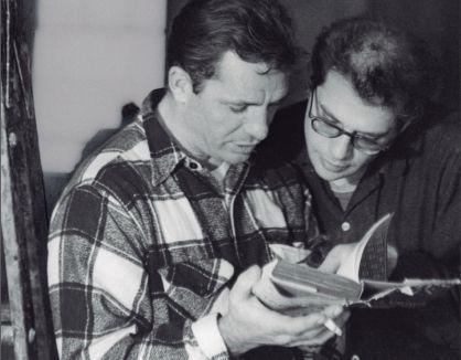 Kerouac-Ginsberg