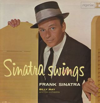 Sinatra se llevó a Billy May a Reprise
