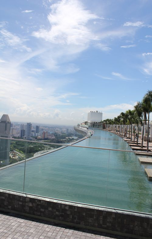 World's largest outdoor pools at 200 m - 2