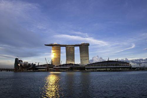 Marina Bay Sands - View