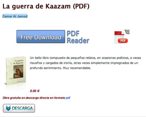 La guerra de Kaazam