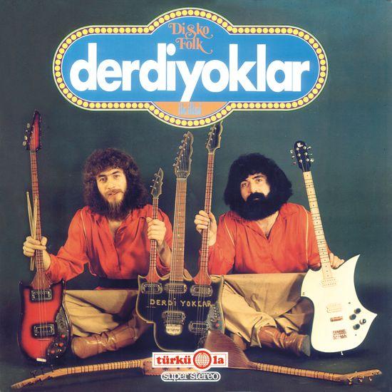 Derdiyoklar Ikilisi, el desembarco del 'anatolian rock' en Alemania