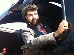 Àlex Hinojo Converses 2012 al Museu del Ferrocarril de Catalunya