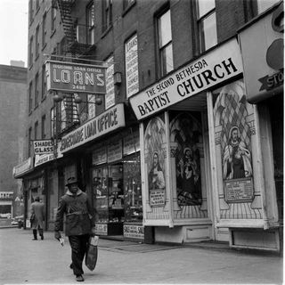 Harlem, 1958 (III)