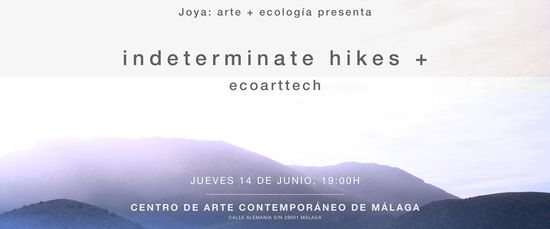 Indeterminate Hikes+ en la Cortijada Los Gázquez