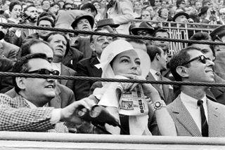 Ava Gardner en Las Ventas