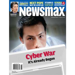 NewsMax.CyberWar