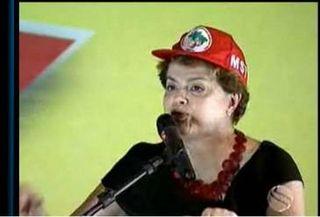 Dilma e MST