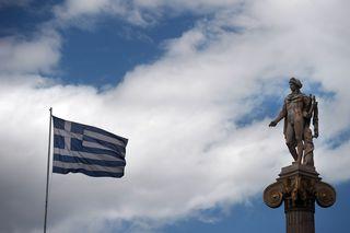 Bandera Grecia genérico