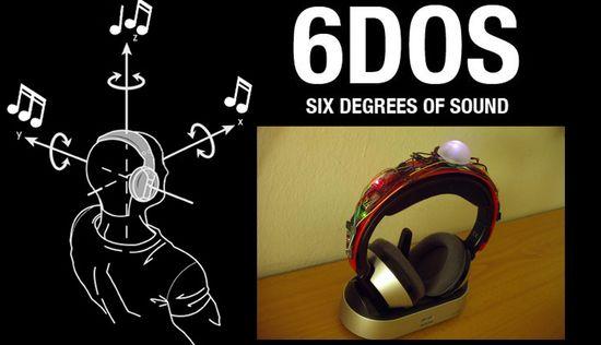 Six Degrees of Sound de Daniel González Franco